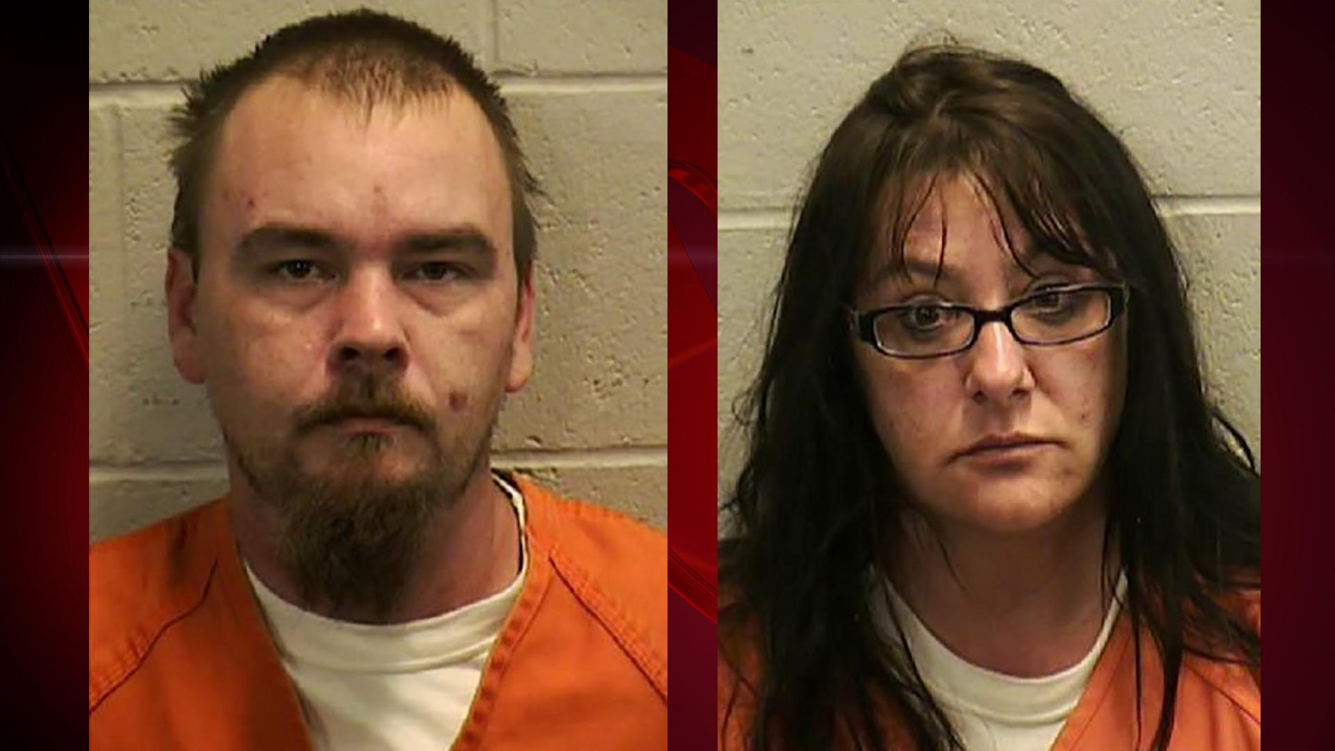 L-R,{&amp;nbsp;}Michael Wilz, Julie Wittrock (Winnebago Co. Jail)<p></p>
