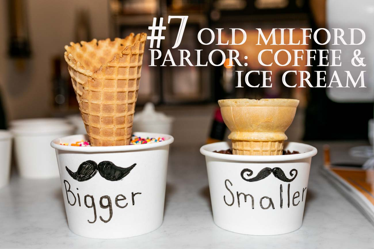 Or maybe an ice cream stop is more your speed. The Old Milford Parlor has dessert handled with espresso-infused ice cream, creamy whip specials, and more. Treat doggo to a vanilla scoop if they've been a good boy or girl thus far on the trail. ADDRESS: 119 Main Street, Milford, OH (45150) / Image: Amy Elisabeth Spasoff // Published: 11.28.20