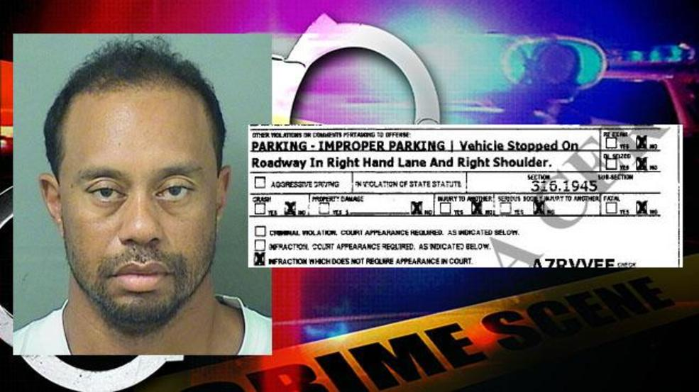Police: Breathalyzer tests show Tiger Woods wasn't drunk during
