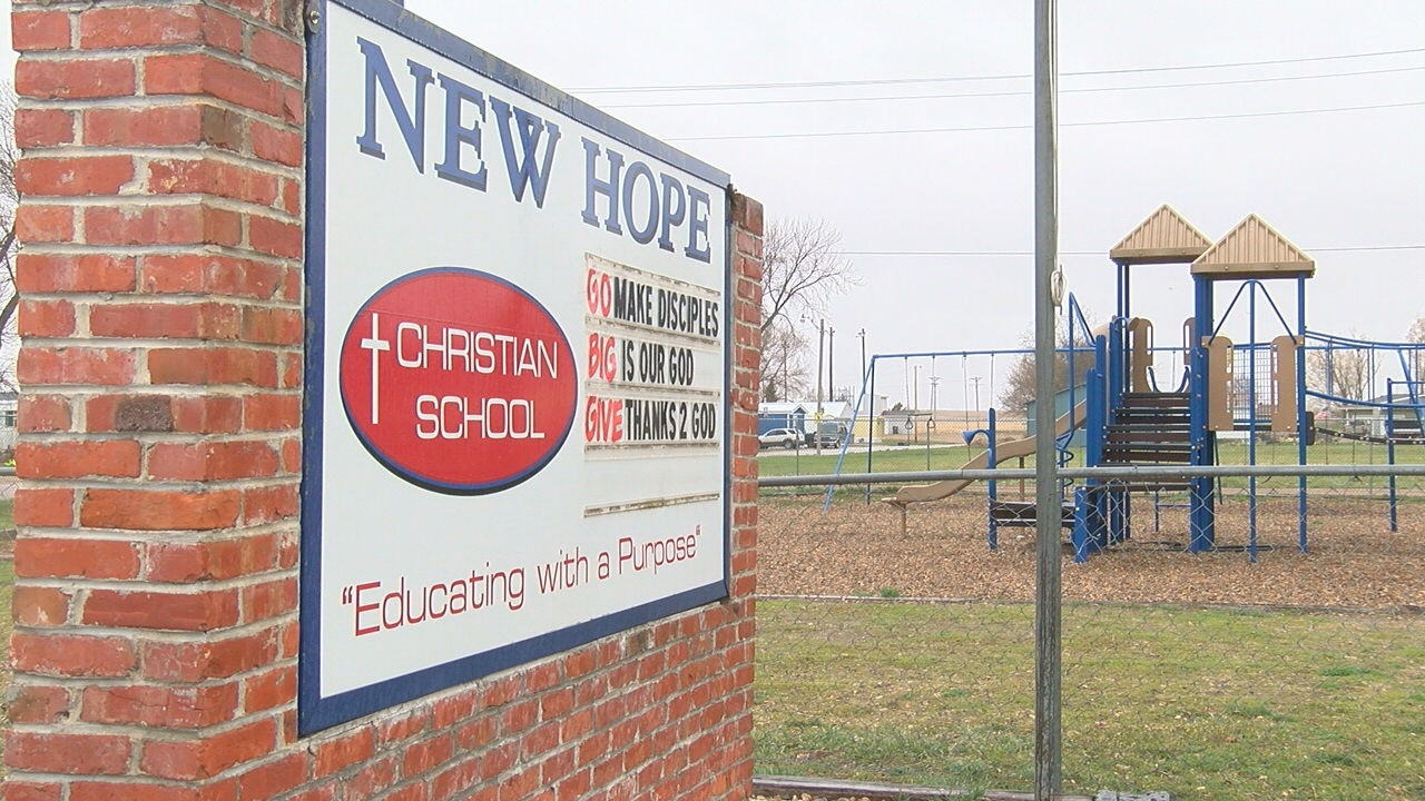 New Hope Christian School in Cairo is raising funds for a $350,000 expansion (NTV News)