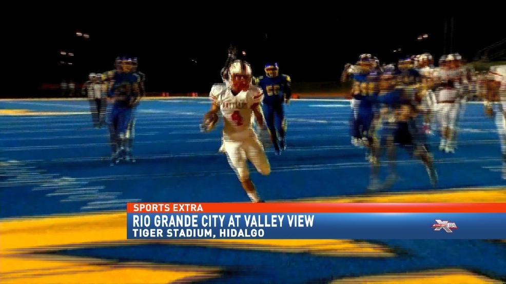 Big Plays Drive Rio Grande City To District-Opening Victory At Valley View