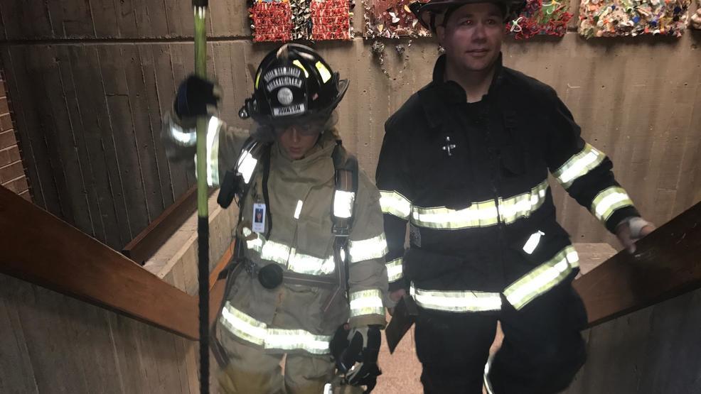 FOX 11 Lauren Kalil gears up for 9/11 stair climb | WLUK