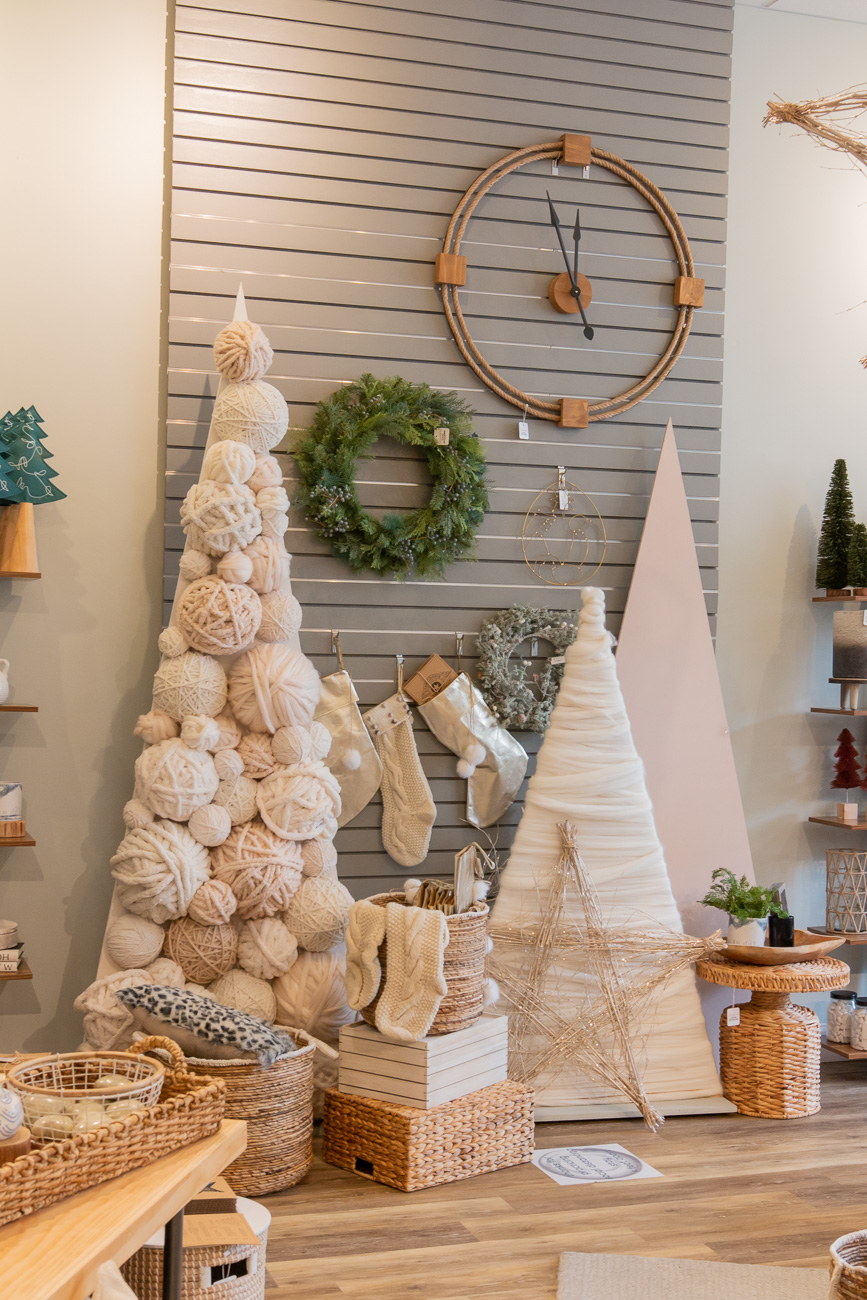 <p>Brannock plans on changing up the store a bit in Spring 2021, refreshing the shop with a repaint and possibly adding some small furniture to the mix of home goods for sale. / Image: Elizabeth A. Lowry // Published: 12.26.20</p>