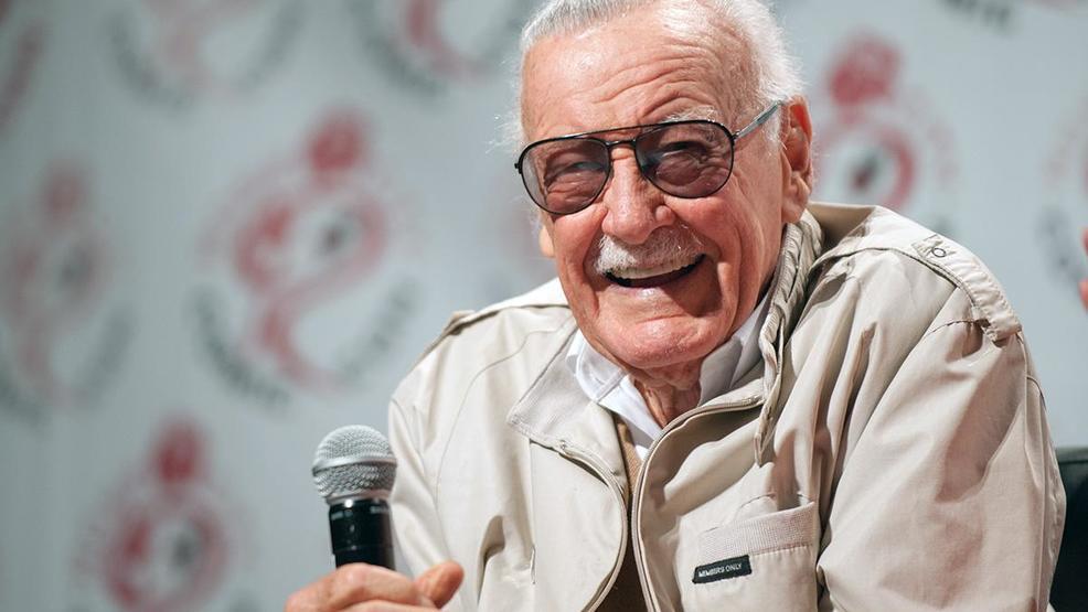 Stan Lee il Sorridente
