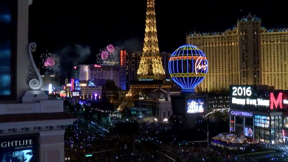 DHS: Las Vegas Strip has highest NYE terror threat level in nation