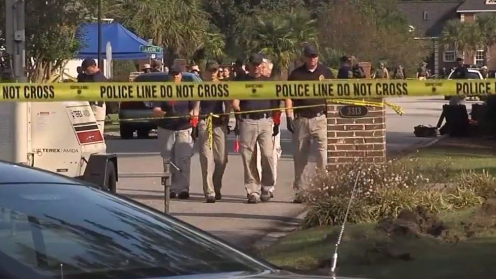 Florence County Sheriff opens up about shooting of 7