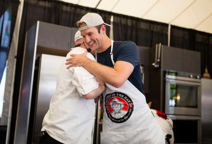 Photos: KOMO vs Seattle Refined in epic cooking challenge