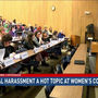 """We must not be silenced:"" Local activists push for sexual harassment reform"