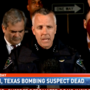 Deceased Austin bombing suspect identified as Mark Anthony Conditt, 23