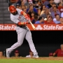 Cron's 2 homers lead Angels over Reds 4-2