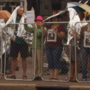 People protest in Asheville over ongoing crisis at the border