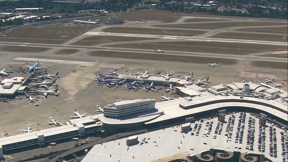 Security Breach Briefly Delays Traffic At Sea Tac Komo