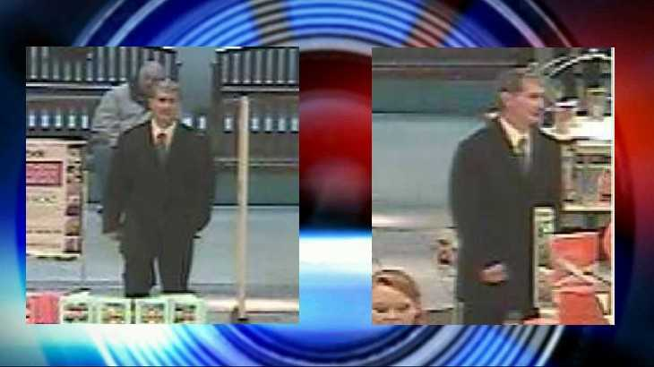 The Dalton Police Department is asking for the public's help identifying a sharp dressed man who shoplifted a set of cookware from an area department store. (Images: Dalton PD, MGN)