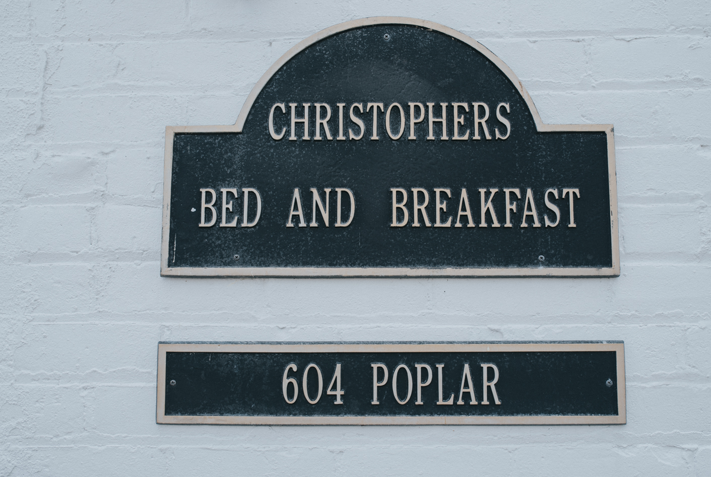 Christopher's Bed & Breakfast is as unique as inns come. Purchased in 1996, the Guidugli family turned this 19th-century church into a set of suites. It features three different stylized rooms starting at $135 per night. ADDRESS: 604 Poplar Street, Bellevue, KY 41073 / Image: Brianna Long // Published: 4.23.17