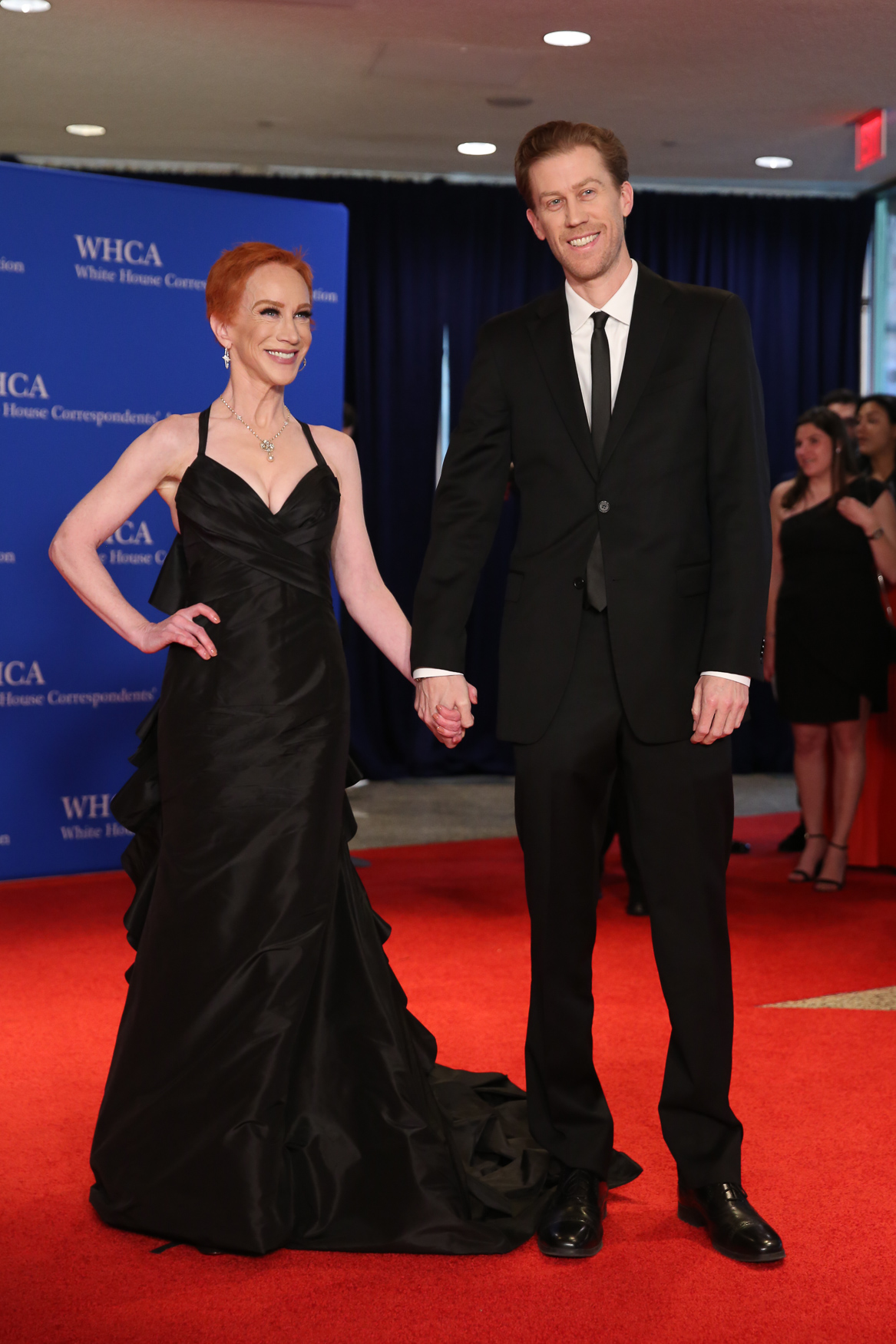 Kathy Griffin and Randy Bick{&amp;nbsp;} (Amanda Andrade-Rhoades/DC Refined)<p></p>