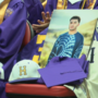 Hanford High graduation ceremony honors late classmate