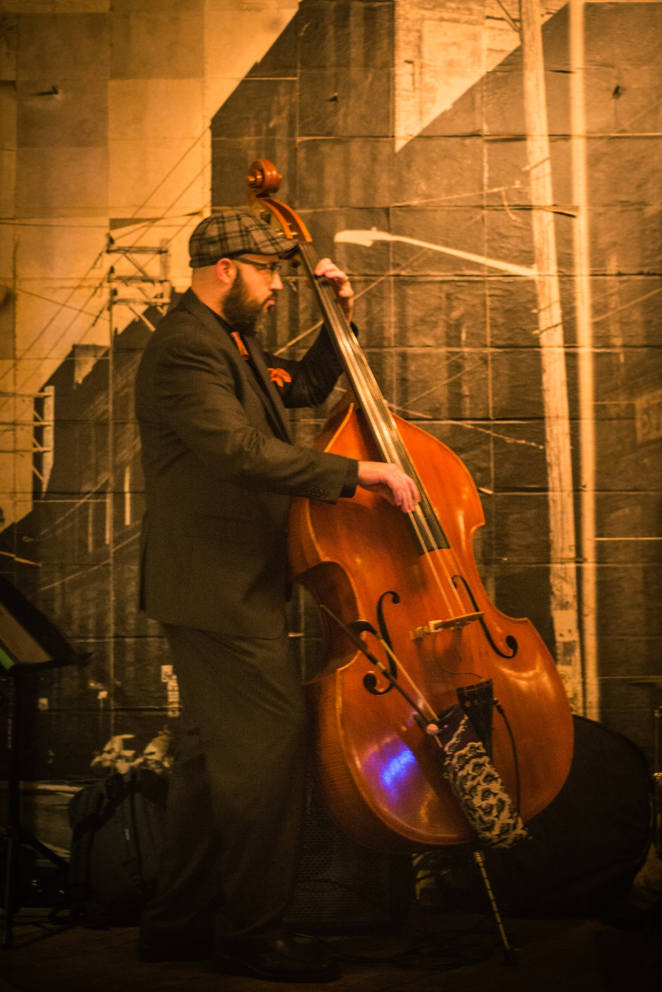Listen to live jazz at Brass Tacks http://www.georgetownbrass.com/ every Friday and Saturday  night and play some shuffle board. (Image: Colin Bishop)