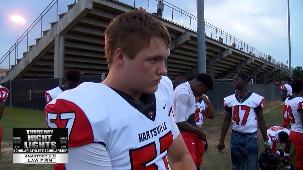 Thursday Night Lights Scholar Athlete: Lee Prescott