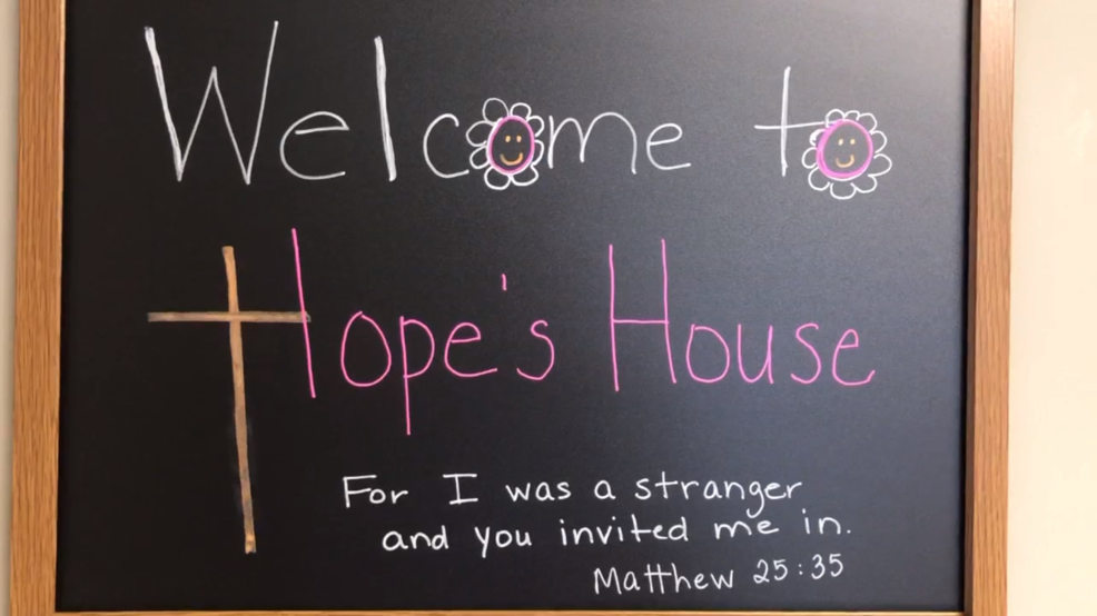 Hope's House, women's shelter, opens in Summerville (WCIV).PNG