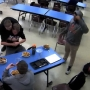 Heimlich hero: Video captures student saving friend's life