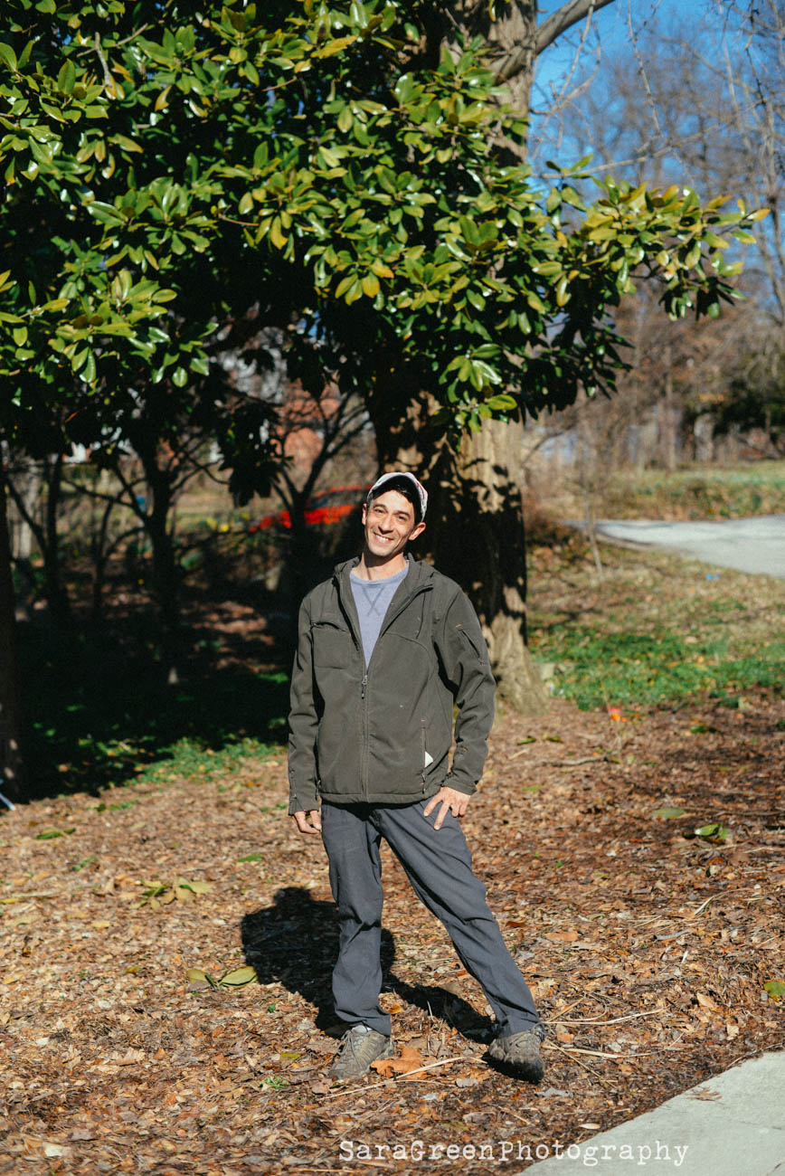 Greg Torres, horticulturist / Image: Sara Green Photography // Published: 4.18.19