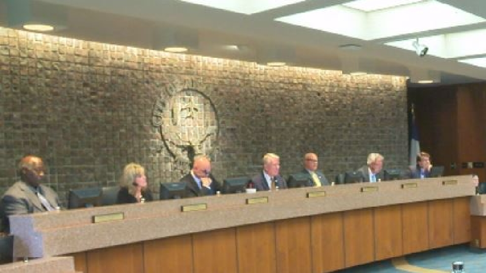 Last day for current Amarillo city council | KVII - photo#38