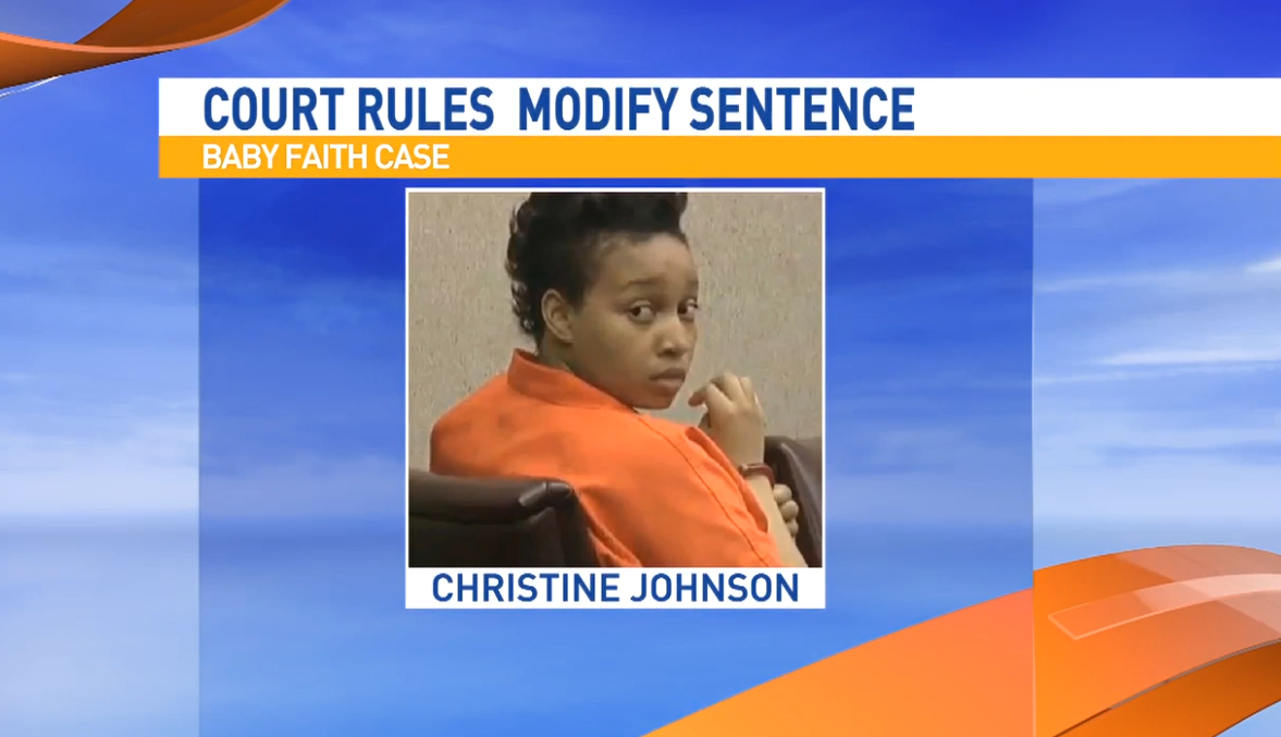 Christine Johnson is serving a 65-year sentence for injury to a child in what advocates in Jefferson County have called the worst child abuse case they've seen with a surviving victim. (KFDM)