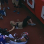Tough cookie: Sports reporter alright after hit at Bills game