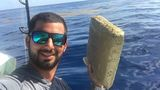 Sea Weed: Fisherman snares brick of marijuana
