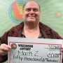Waupaca Co. man wins $50,000 lottery prize