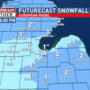 Another round of snow on the way to mid-Michigan