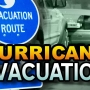 Hurricane evacuation routes for Horry and Georgetown counties