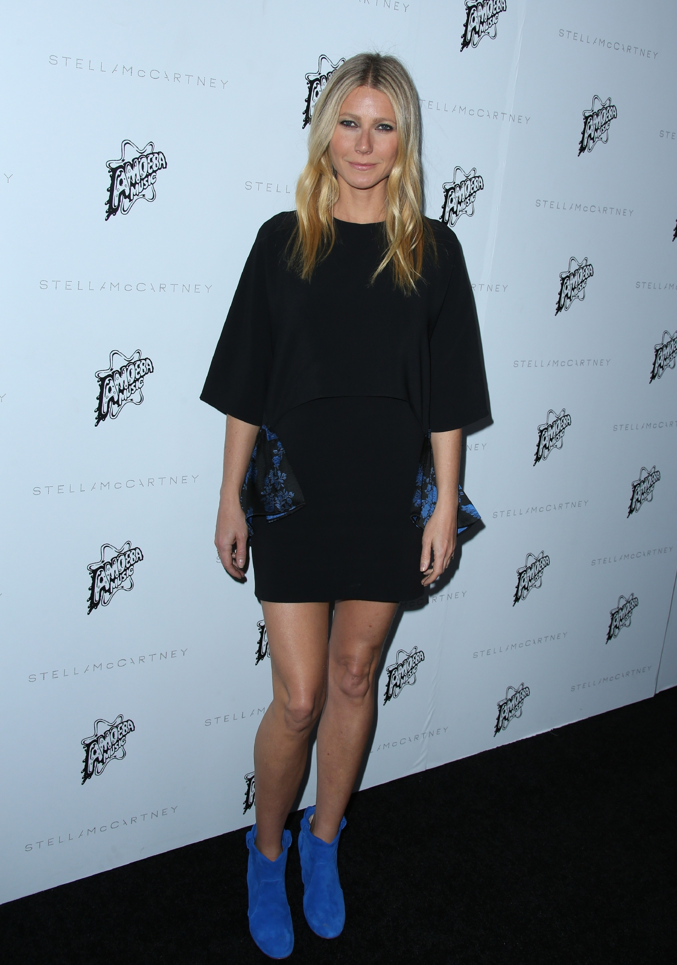 Stella McCartney Autumn 2016 Collection Event held at Amoeba Music Hollywood                                                                      Featuring: Gwyneth Paltrow                                   Where: Hollywood, California, United States                                   When: 12 Jan 2016                                   Credit: FayesVision/WENN.com