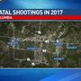 Columbia Police investigate fifth fatal shooting of 2017