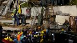 Mexico navy official: No missing child in collapsed school