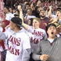 NMSU fans convinced, 'Jans the Man'