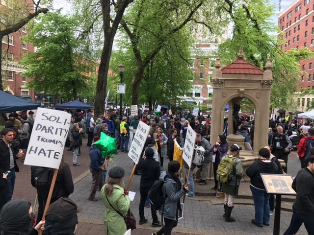 May Day rally in Portland (Photo by KATU's Tristan Fortsch) 2.jpg