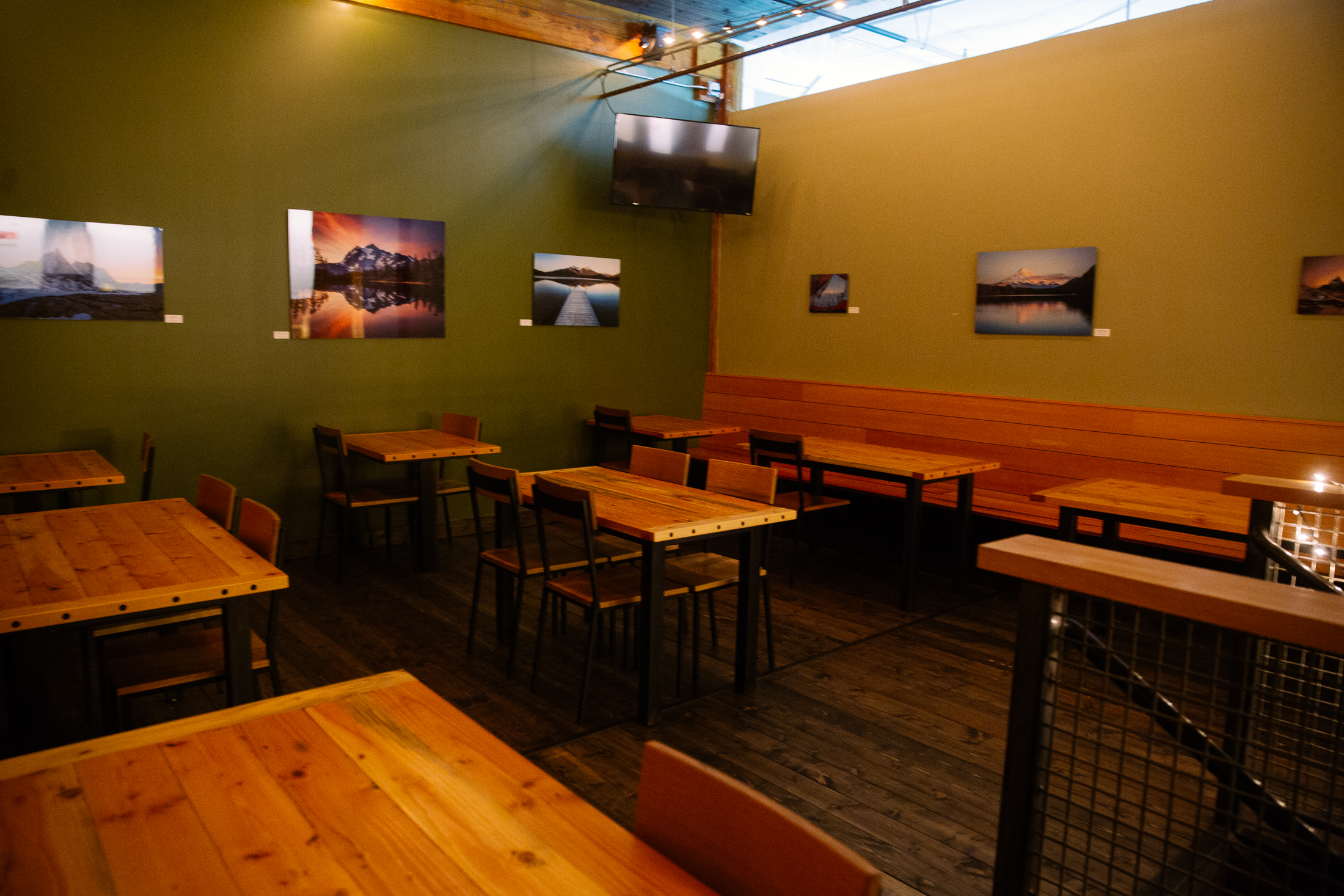 Located within the The Woods, home of Two Beers Brewing and Seattle Cider Co., Bread and Circuses have opened their first brick and mortar restaurant. You may have seen Bread and Circuses' food truck around town, but now they serving their unique gastropub eats and pairing them with some of the best cider and beer in town. They are located at 4660 Ohio Ave S. Seattle, WA and are opening Tuesday through Sunday. You can find out their hours and see a sample menu at http://www.eatbreadandcircuses.com. (Image: Joshua Lewis / Seattle Refined)