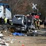 Truck driver indicted over fatal wreck with lawmakers' train