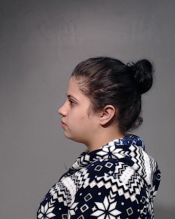 Alexis Bermea, 20, of Sullivan City is charged with bringing in and harboring aliens. (Photo courtesy of the Hidalgo County Sheriff's Office)