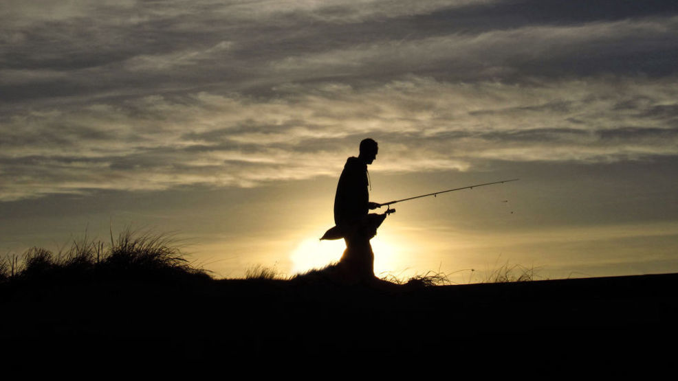 Anglers take to water for free fishing weekend in Oregon
