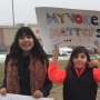 Women, men march for solidarity in Midland