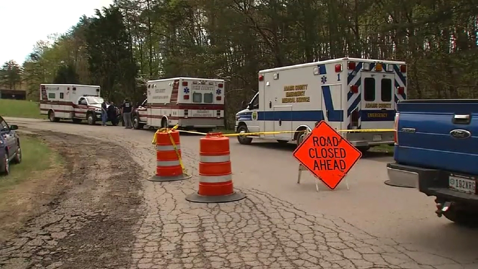Eight people shot to death in four locations near Ohio's Adams/Pike County line