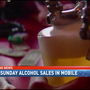 10 AM Sunday alcohol sales approved by Mobile City Council