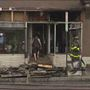 Rochester barber shop destroyed by fire; Air conditioner to blame