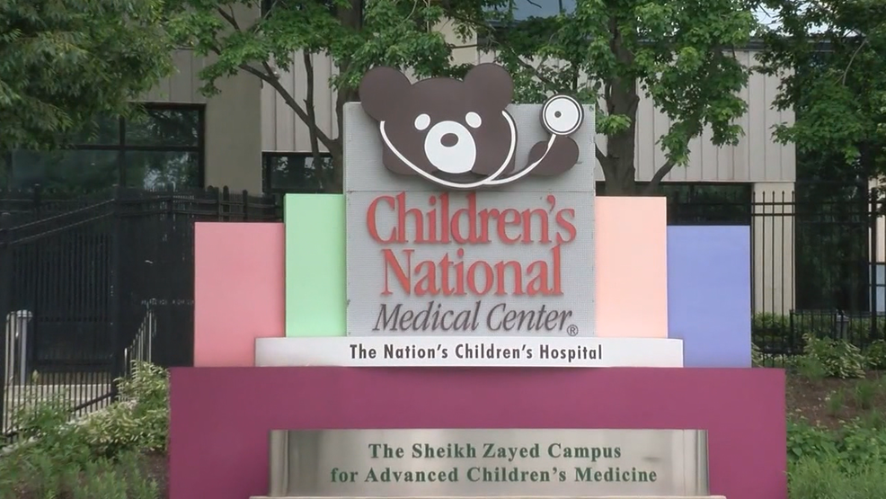 Measles diagnosed at Children's National; child used ...