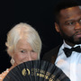 50 Cent: I'm in love with Helen Mirren