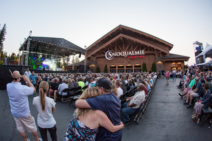 Summertime is the Right Time to Visit Snoqualmie Casino