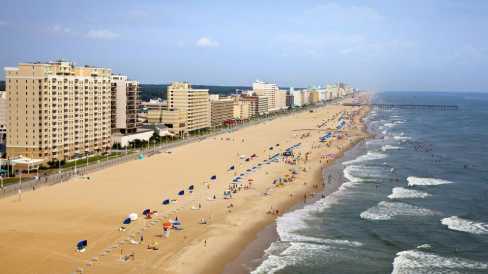 Report Virginia Beach Ranked Second Best City To Live In