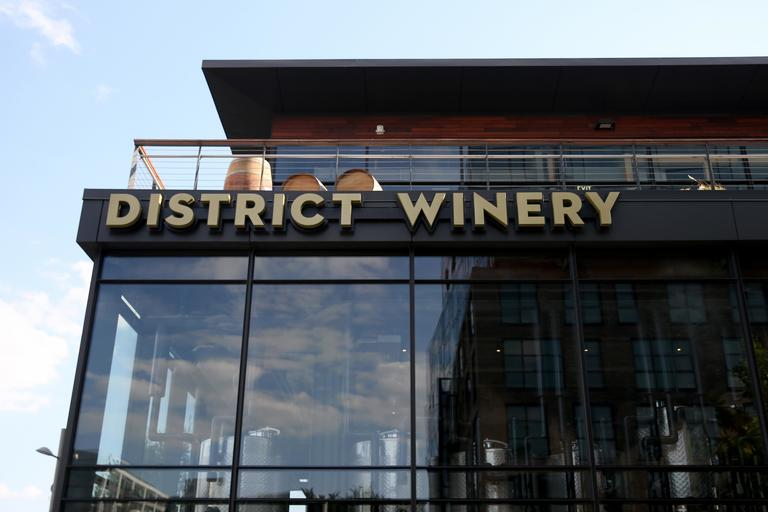 District Winery (Amanda Andrade-Rhoades/DC Refined)